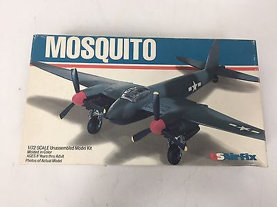 US Airfix 1/72nd Scale Mosquito Kit No. 30040 NIOB Free Shipping