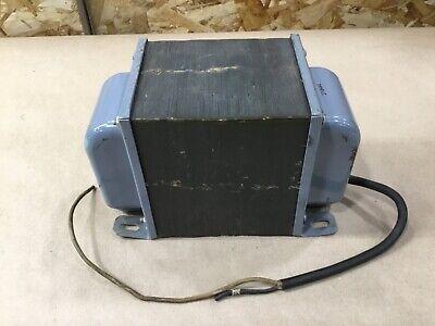 Triad-utrad N-59m Isolation Transformer 115v 1000va 80a28pr2rm