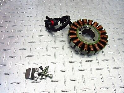 2011 09-16 Polaris Victory Cross Country Stator Magneto Tested Works Oem