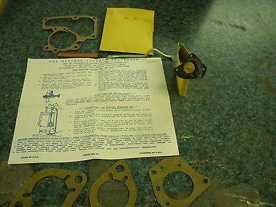 33 34 35 36 37 38 39 40 41 42 46 47 48 49 50 51 Chevrolet Carburetor Rebuild Kit
