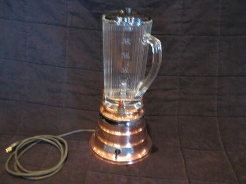 Waring Blendor Model 702 Copper Finish For Parts