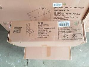 Zara High Back dining chairs Engadine Sutherland Area Preview