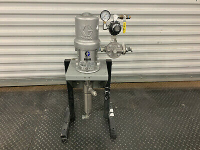 Graco Monark 224-343 24b224 Pneumatic Air Powered Pump Assembly Wwarranty