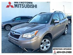 2016 Subaru Forester 2.5i; No accidents! LOW KMS!