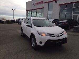 2015 Toyota RAV4 LE Upgrade package AWD