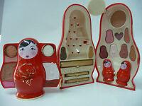 Trousse Trucco Pupa - Puposka Media- In Tre Varianti Di Colore Matrioska -  - ebay.it