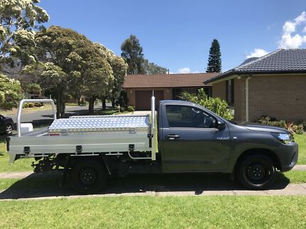 2018 Toyota Hilux Workmate Figtree Wollongong Area Preview