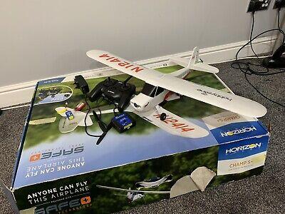 Hobbyzone Champ S+ RTF Read Description RC Plane Trainer