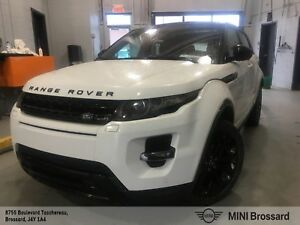 2015 Land Rover Range Rover Evoque Dynamic + ALL4 + GPS + CAMÉRA