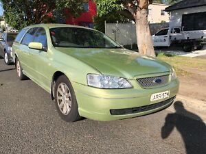 2004 Ford Falcon Futura Auto 4.0L Wagon