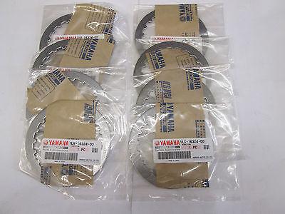 <em>YAMAHA</em> 600 FAZER METAL CLUTCH PLATES 1LX 1632400 SET OF 8