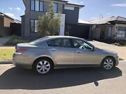 Honda accord 2010 luxury Car for rent for uber drivers and others Truganina Melton Area Preview