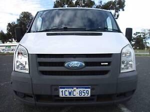 2008 Ford Transit Manual SWB Van Wangara Wanneroo Area Preview