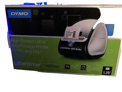 0071701056580 Dymo 450 Turbo Label And Postage Printer