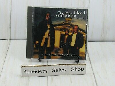 Big Head Todd and the Monsters Sister Sweetly Blues Rock CD (disc only) (Big Head Todd And The Monsters Sister Sweetly)