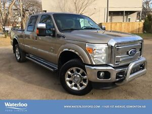 2011 Ford F-350 Lariat Crew Cab 156   Heated/Cooled Seats   Reve