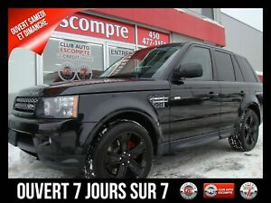 Land Rover Range Rover Sport 4 roues motrices 4 portes HSE LUX