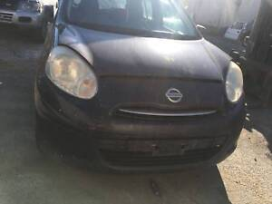 WREAKING 2005 Nissan Micra Automatic Hatchback Dandenong South Greater Dandenong Preview
