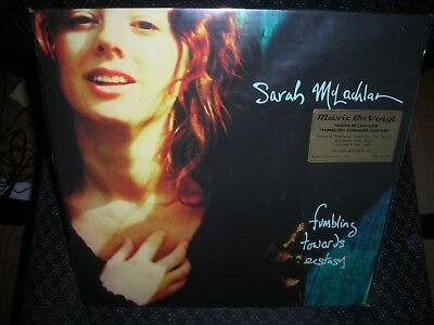 Sarah Mclachlan   Fumbling Towards Ecstacy   New 180 Gram Record Lp Vinyl