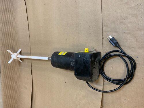 Arrow Engineering Model 2000 RPM Heavy Duty Electric Mixer Forward/Reverse Motor