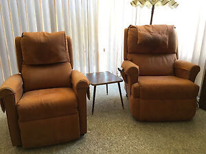 Electric recliner chairs Modbury North Tea Tree Gully Area Preview