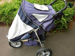 Valco Stroller Pram with Bassinet and Toddler Seat. Prospect Launceston Area Preview