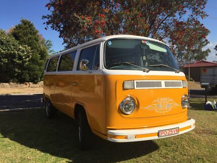 1973 Bay Window Kombi