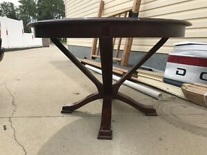 Kitchen Dinning room table FREE, needs resurfacing