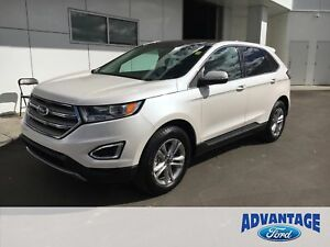 2017 Ford Edge SEL NAV. PANORAMIC ROOF.