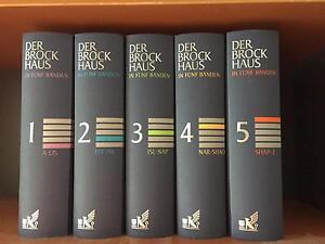 Full set of German encyclopedia Brockhaus Davidson Warringah Area Preview