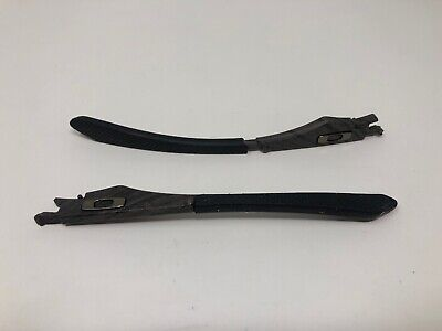 Authentic Temple Arm Leg Replacement PARTS OAKELY JUPITER OO9135-07 131 (Oakly Jupiter)