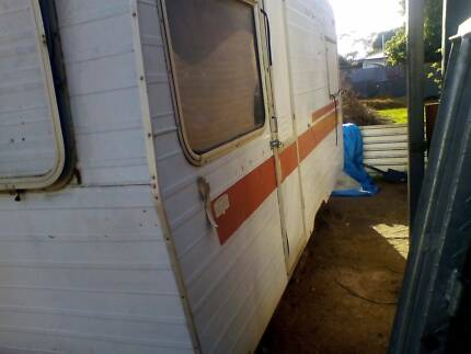 Franklin Hunter Caravan in good condition Davoren Park Playford Area Preview