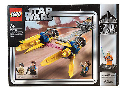 LEGO Star Wars 20th Anniversary Anakin's Podracer (75258)