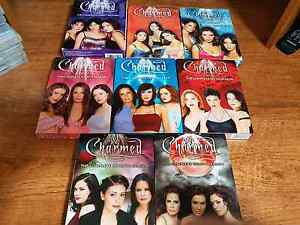 Charmed TV series dvds Forest Lake Brisbane South West Preview