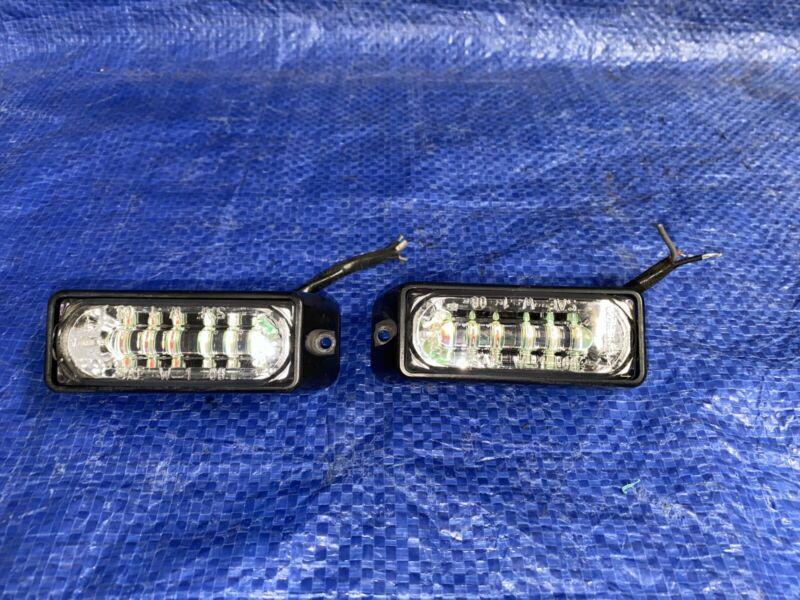 Whelen LINZ6 J Smart SPLIT Super LED Lights * 2 Pack *