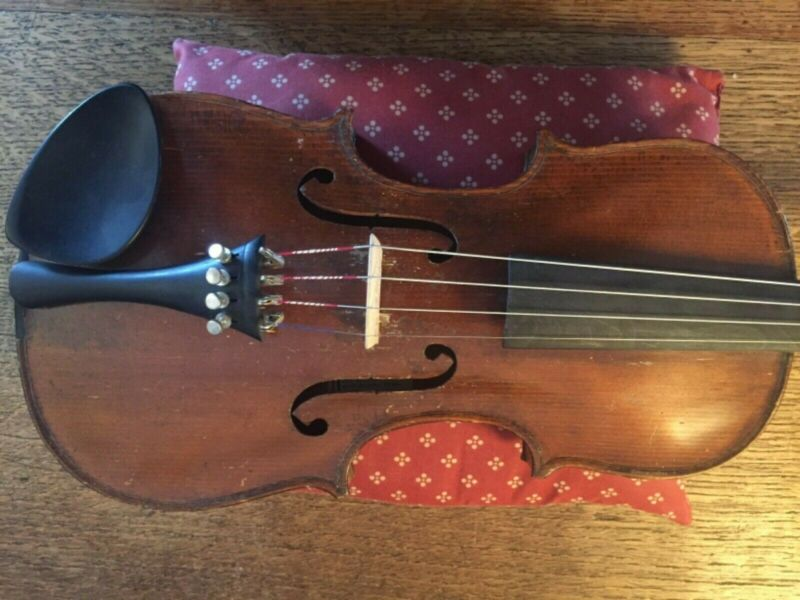 Hopf 1880s violin