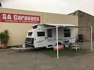 2006 Concept Ascot Poptop Caravan Hampstead Gardens Port Adelaide Area Preview