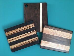 Custom made wood items.