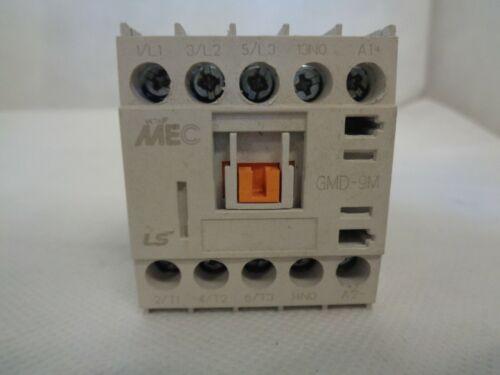 NEW LS MEC GMC-9M CONTACTOR 24V 24VDC COIL GMC(D)-9M