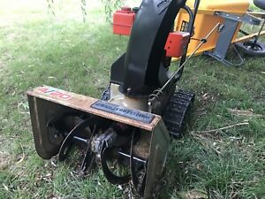 Craftsmen snow blower 4hp