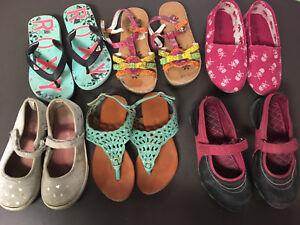 Girls shoes 10-11