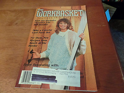 Винтажные March 1987 The Workbasket and