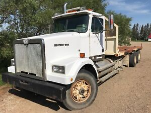Western Star tandem for parts only
