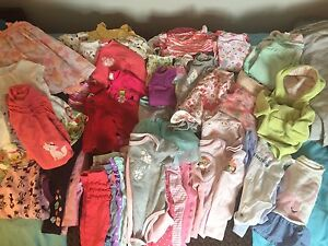 ** Huge Lot** baby girl clothes 3-6mths