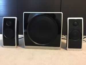 Computer sound system / speakers