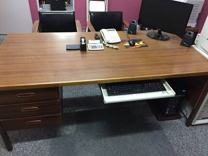 Office furniture - Desks table chairs
