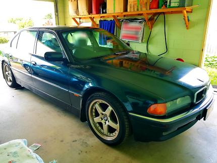 1998 BMW 735iL V8 Auto Luxury Sedan