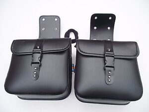 Motorcycle Throw over Pannier. Saddle bags, Luggage Bags, luggage rack bags