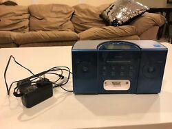 iHOME FM ALARM CLOCK RADIO - TESTED - IP43 MODEL in original box $99.99 plus tax