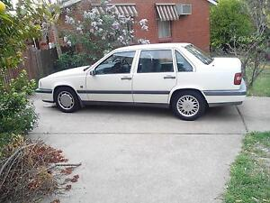 Volvo 850 Sedan Canberra City North Canberra Preview